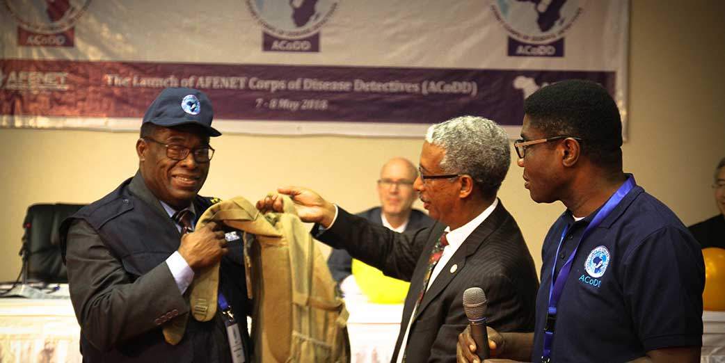 Launch of the AFENET Corps of Disease Detectives (ACoDD)