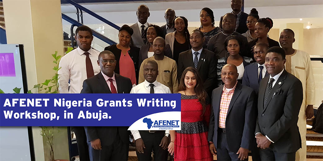 AFENET Nigeria held the first Grants Writing Workshop from 10 – 13 September 2018 at the Transcorp Hilton Hotel, Abuja Nigeria