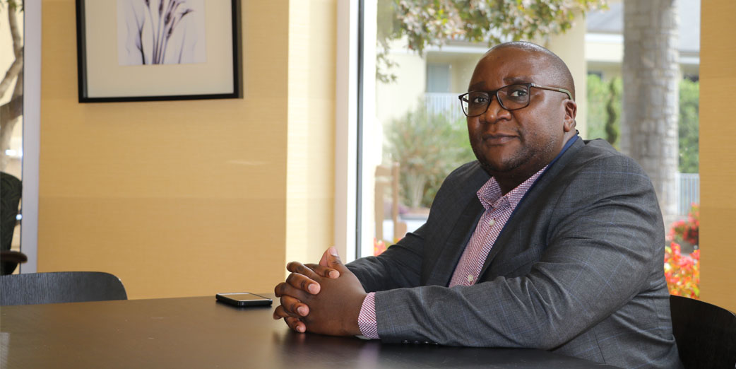 One on one interview with Dr Lazarus Kuonza – Program Director SAFELTP