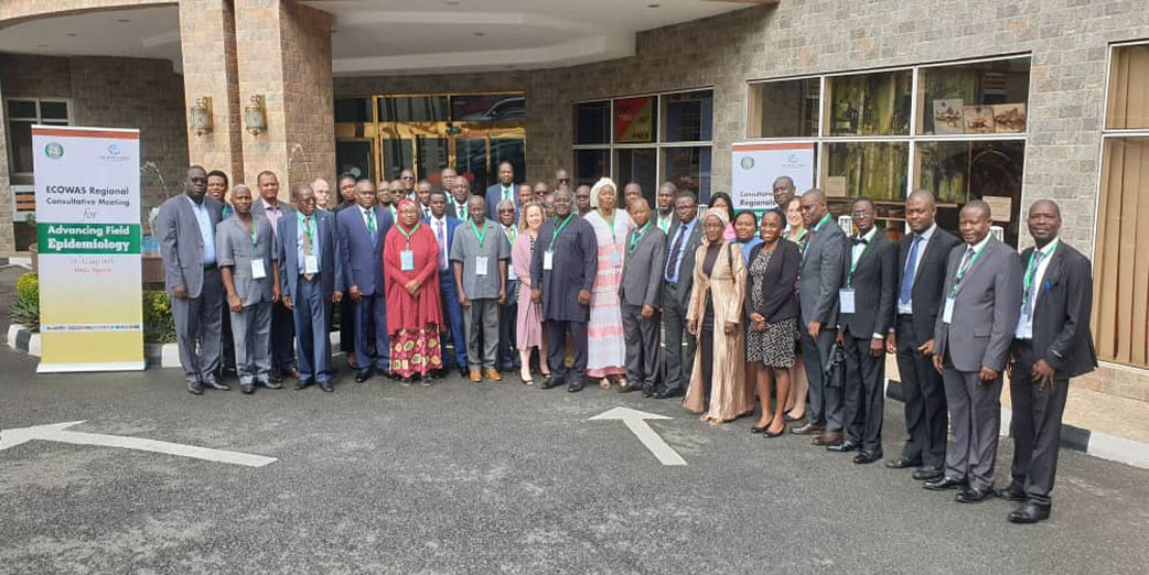 ECOWAS Regional Consultative meeting for Advanced Field Epidemiology