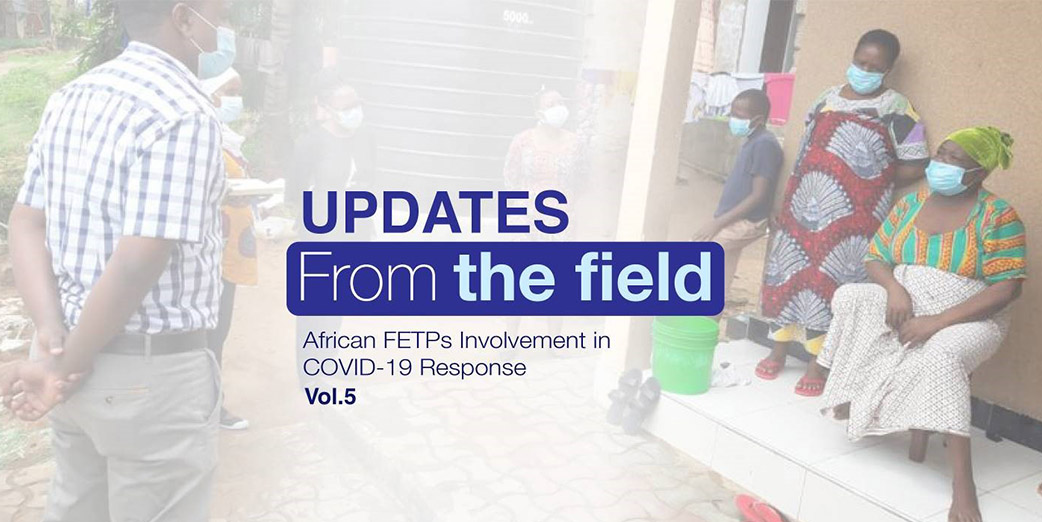 Updates from the field Vol. 5