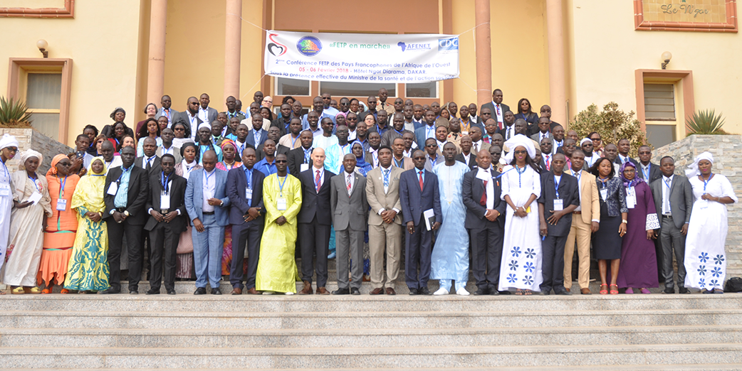 Senegal Field Epidemiology Training Program 2nd Francophone Scientific Conference