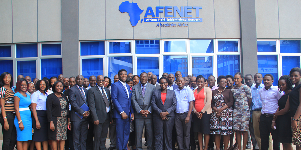 AFENET  welcome Dr. Chima John Ohuabunwo – Executive Director AFENET